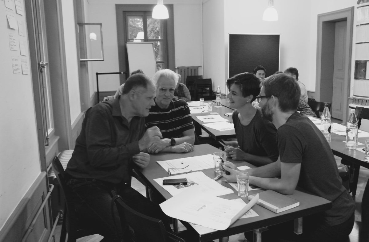 Quartierperlen-Workshop I