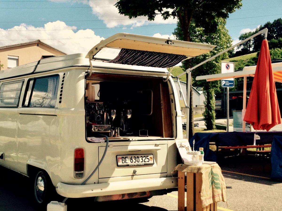 Quartierperlen & Kaffeebus am autofreien Sonntag 2017